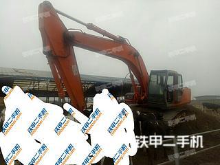 日立ZX240LC-HHE国产挖掘机