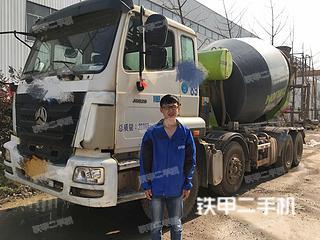 中联重科ZLJ5318GJBHE搅拌运输车