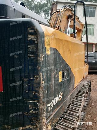 现代R150LVS挖掘机