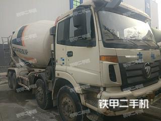 福田雷萨BJ5313GJB-11搅拌运输车