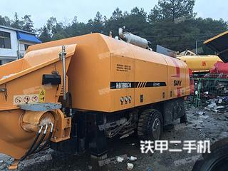 三一重工HBT9028CH-5D拖泵