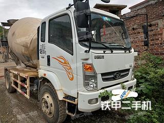 中国重汽ZZ5316GJBN326MD1搅拌运输车