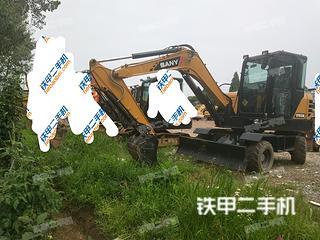 三一重工SY65W挖掘机