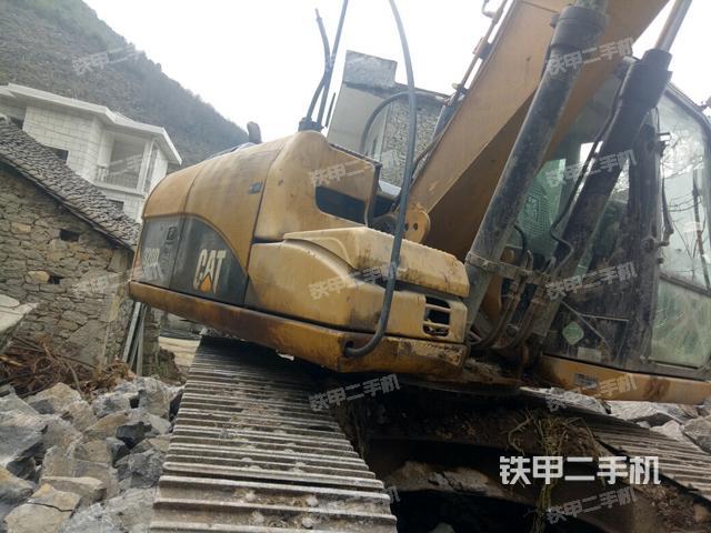 贵州黔西南布依族苗族自治州卡特彼勒315DL挖掘机