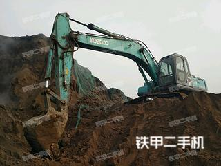 神钢SK210LC-8挖掘机