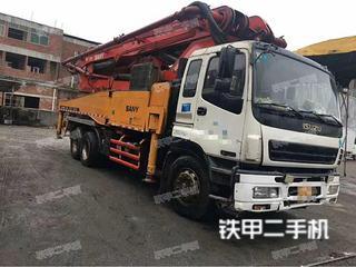三一重工SY5310THB40R46泵车