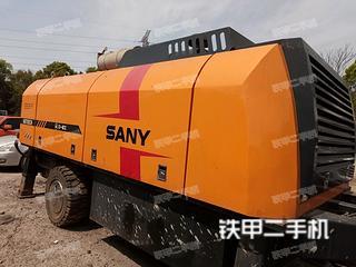 三一重工HBT12020C-5D拖泵