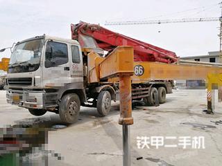 徐工HB52B-1泵车