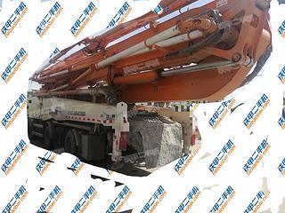 中联重科63X-6RZ泵车