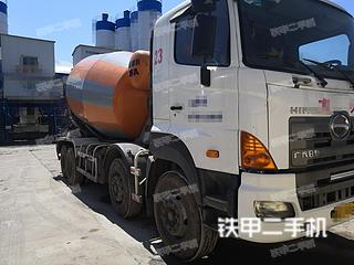 中联重科ZLJ5310GJBGH日野搅拌运输车