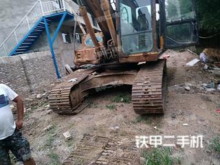 山重建机JCM921C挖掘机