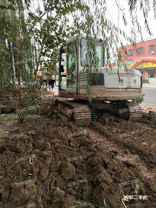 竹内75挖掘机