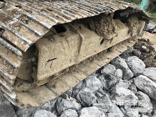 广西河池市神钢SK230-6E挖掘机