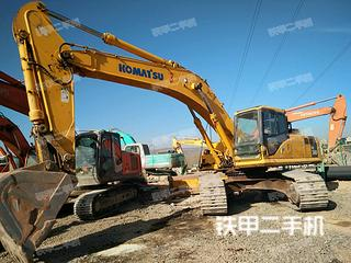 山重建机GC378LC-8挖掘机