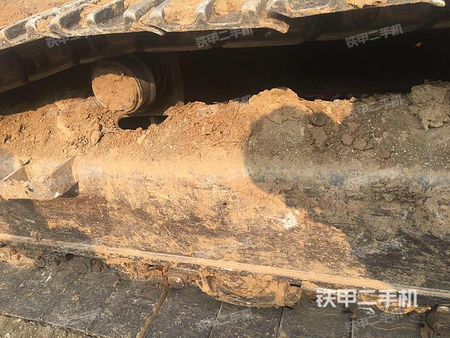 山东枣庄市三一重工SY215C-8S挖掘机