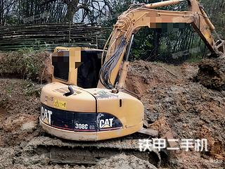 卡特彼勒308C挖掘机