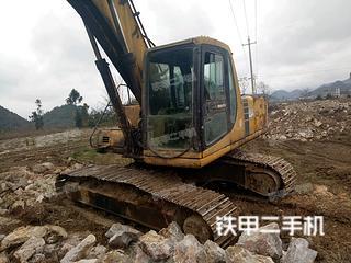 小松PC210挖掘机