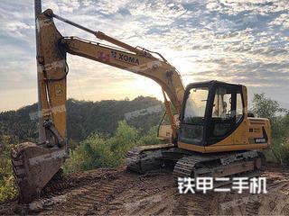 厦工XG815EL挖掘机