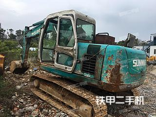 山河智能SWE150E挖掘机