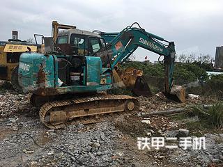山河智能SWE85挖掘机