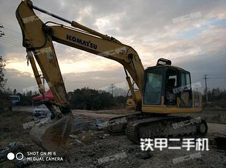 小松PC160-7挖掘机