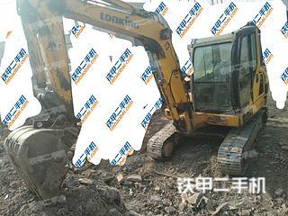 龙工LG6060挖掘机