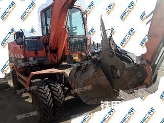 新源XY75W-8挖掘机