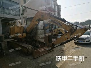 柳工CLG908DN挖掘机