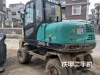 新源B70W挖掘机