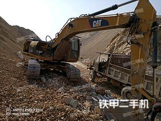 卡特彼勒323D2(TIER 3)挖掘机