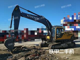 沃尔沃EC240BLC挖掘机