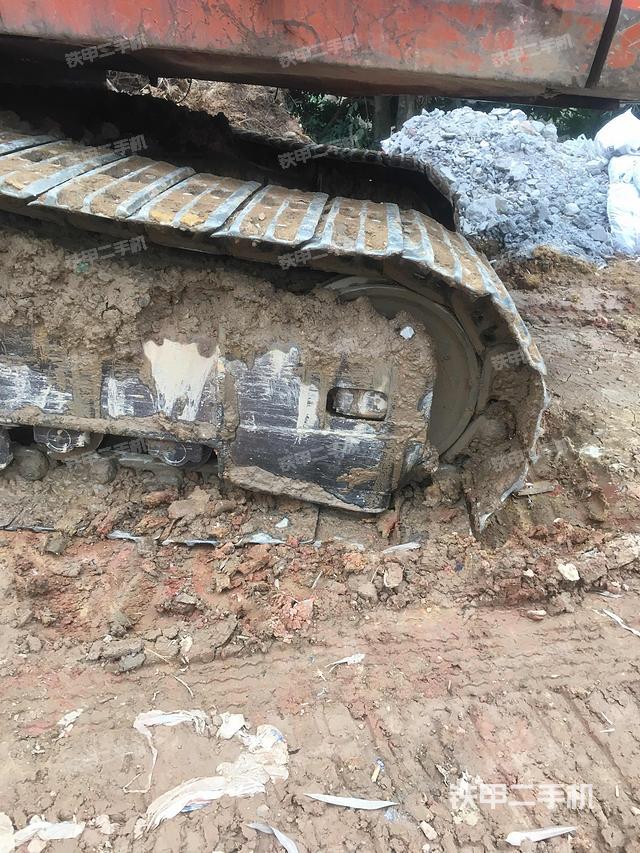 广西玉林市斗山DH220-5挖掘机