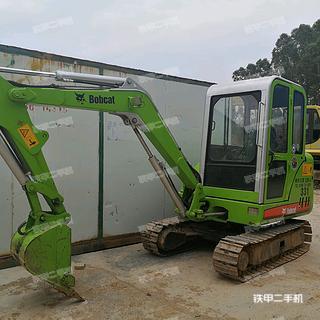 山猫Bobcat331挖掘机