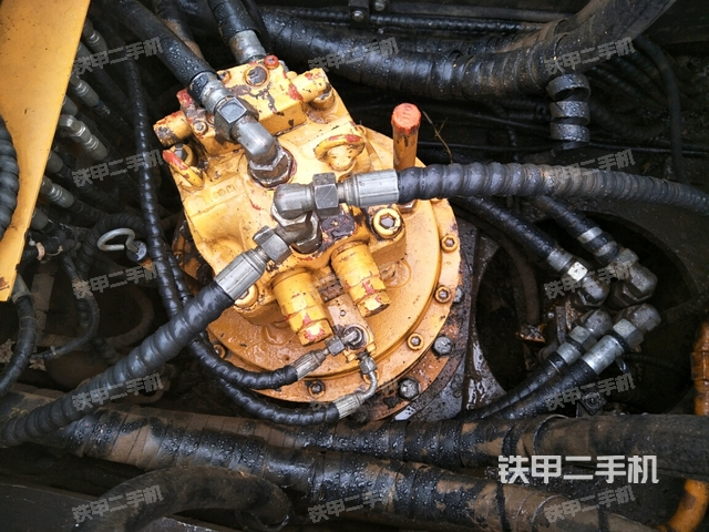 广西南宁市三一重工SY365C-8挖掘机