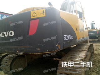 沃尔沃EC290BLC挖掘机