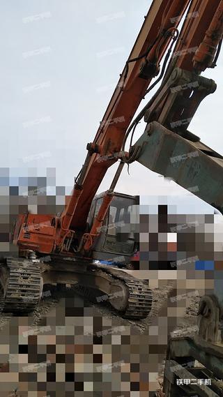 日立EX300-5挖掘机