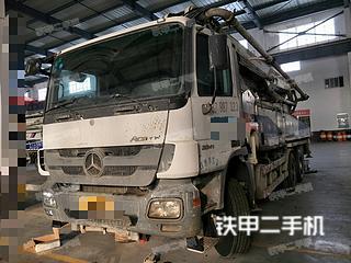 中联重科ZLJ5331THB47泵车