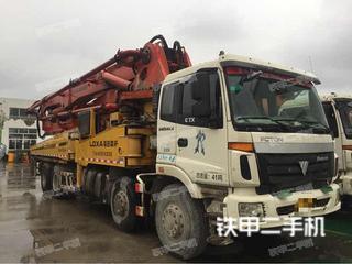 福田雷萨BJ5410THB-1泵车