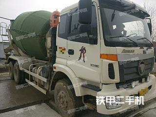 福田雷萨BJ5253GJB-S2搅拌运输车