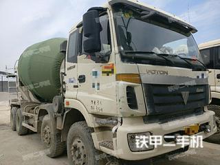 福田雷萨BJ5313GJB-S1搅拌运输车