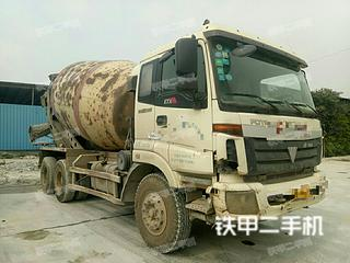 福田雷萨BJ5253GJB-4-12搅拌运输车
