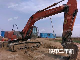 日立ZX210K挖掘机