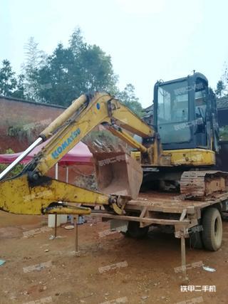 小松PC55MR挖掘机