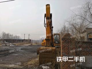 现代R220LC-5挖掘机