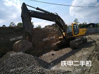 詹阳动力JY230ELB加长臂挖掘机