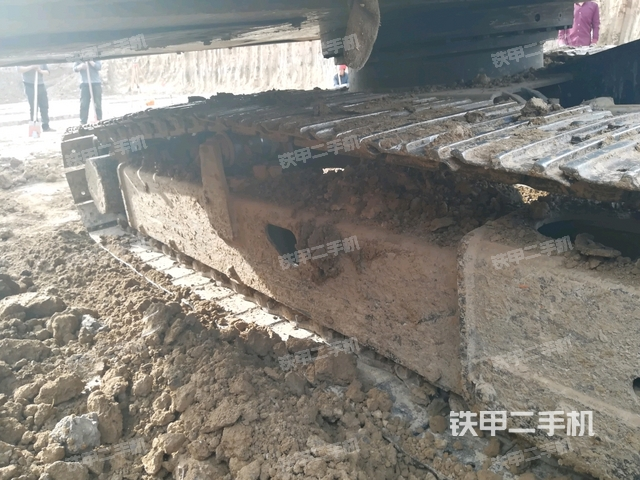 安徽亳州市三一重工SY65C-9挖掘机