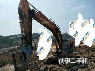 斗山DH420LC-7挖掘机