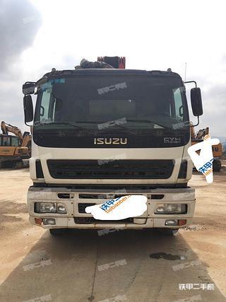 三一重工SY5418THB50II泵车
