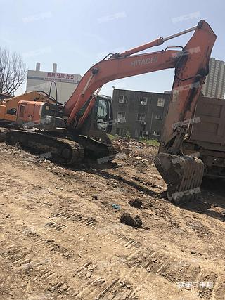 江苏-南京市二手日立EX200-3挖掘机实拍照片
