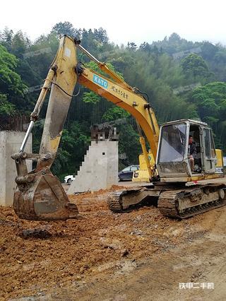 加藤HD400VII挖掘机